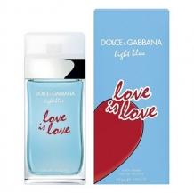 D&G Light Blue Love Is Love
